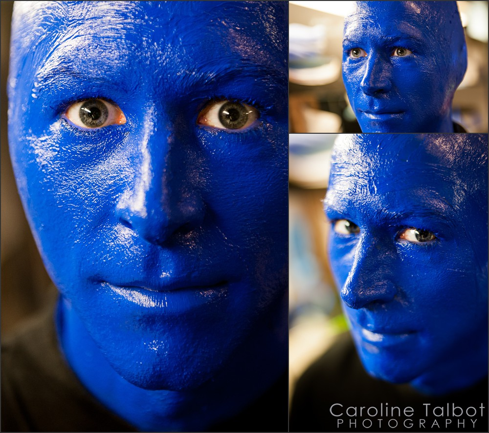 Jason McLin, Blue Man Group Boston