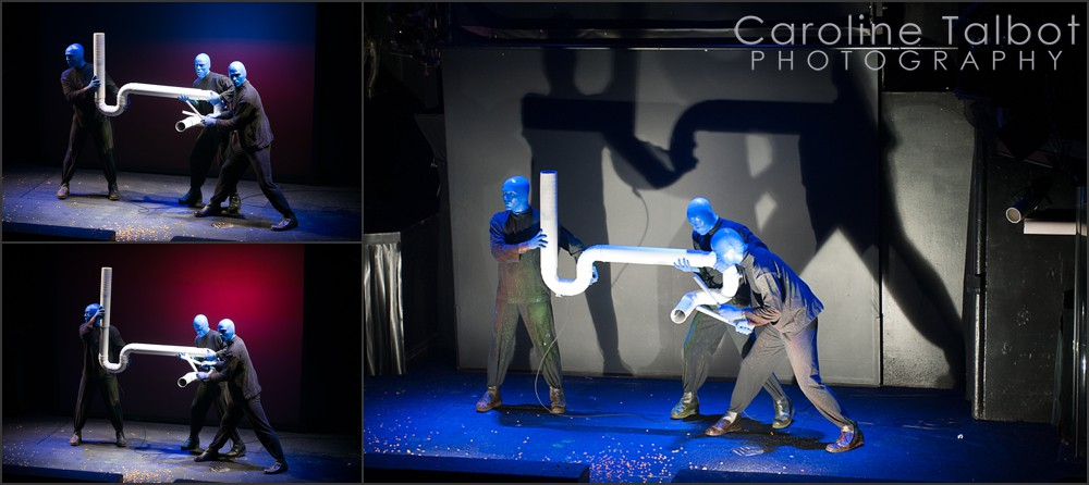 Blue Man Group Boston Drumbone